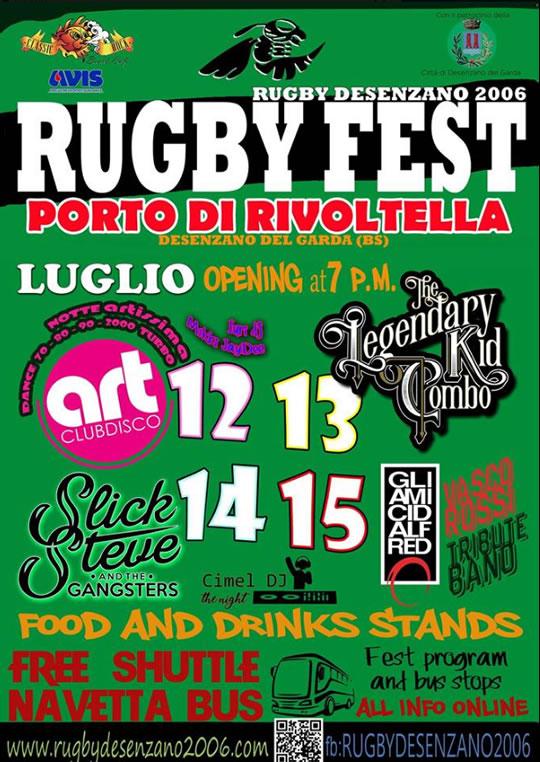 Rugby Fest a Rivoltella