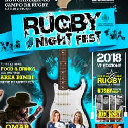 Rugby Night Fest a Roncadelle