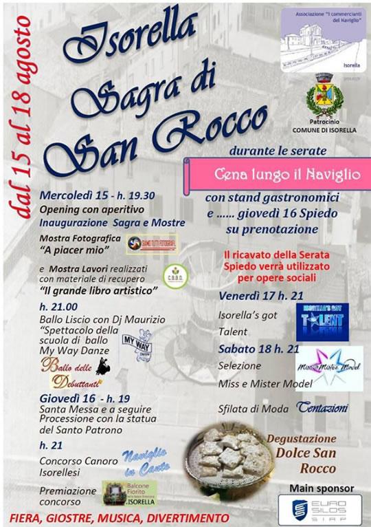 Sagra di San Rocco a Isorella