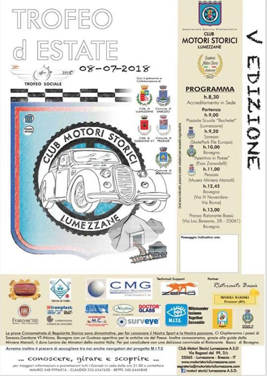 Trofeo d'Estate a Lumezzane