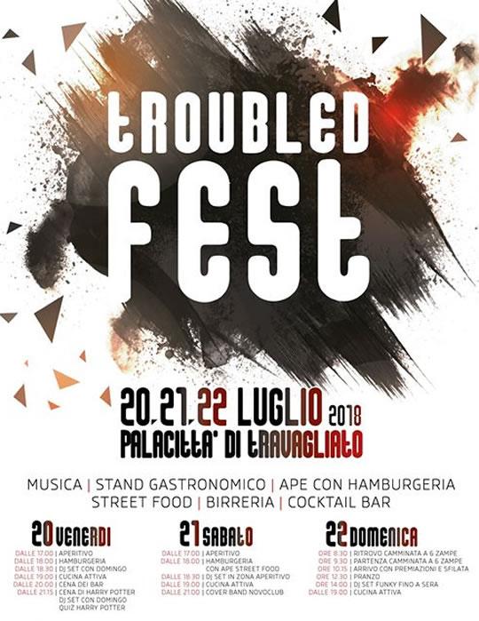 Troubled Fest a Travagliato