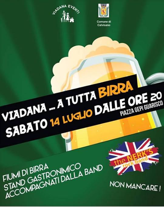 Viadana....a tutta birra a Calvisano