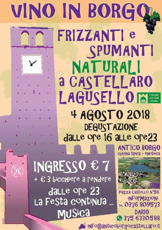 Vino in Borgo a Castellaro Lagusello
