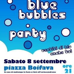Blues Bubbles Party a Serle