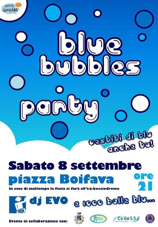 Blues Bubbles Party a Serle