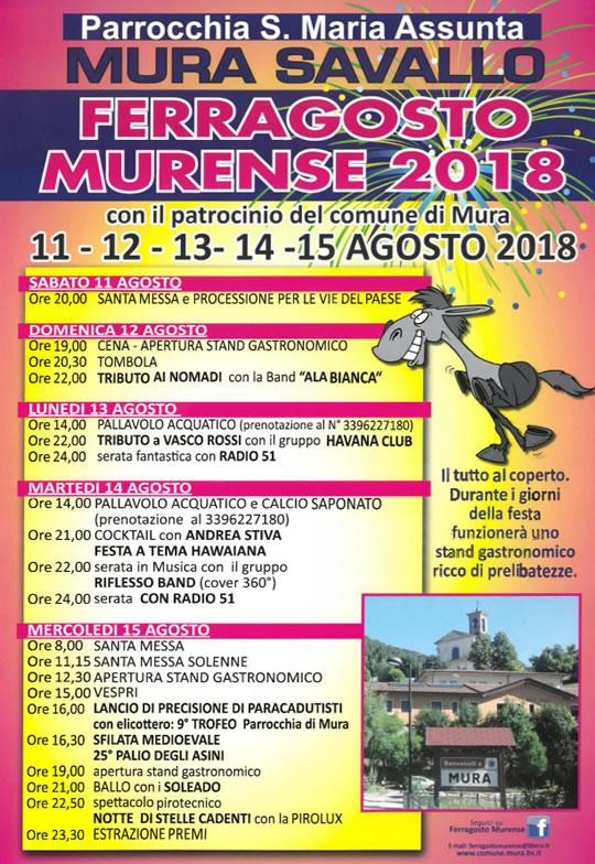 Ferragosto Murense