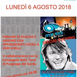 Festa al Parco Bernini a Toscolano Maderno