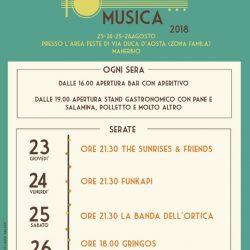 Festa della Musica a Manerbio
