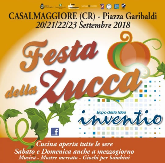 Festa della Zucca a Casalmaggiore CR