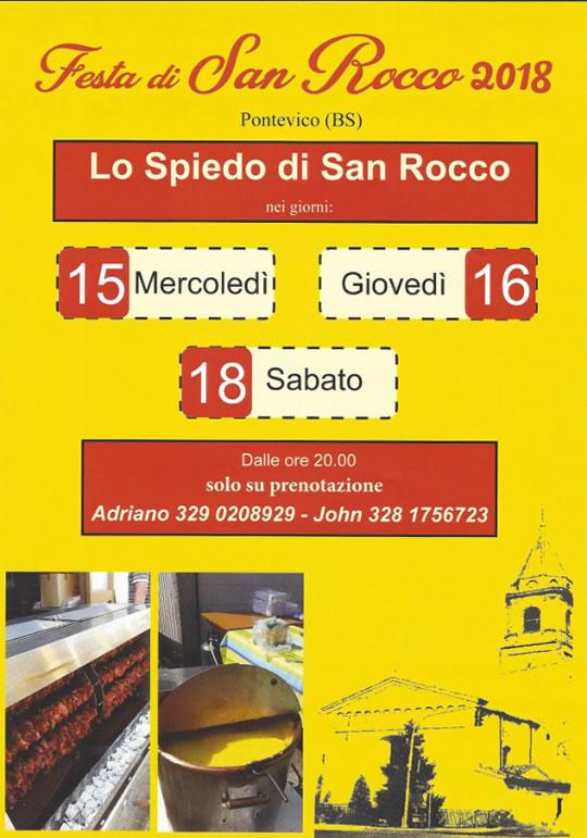 Festa di San Rocco a Pontevico