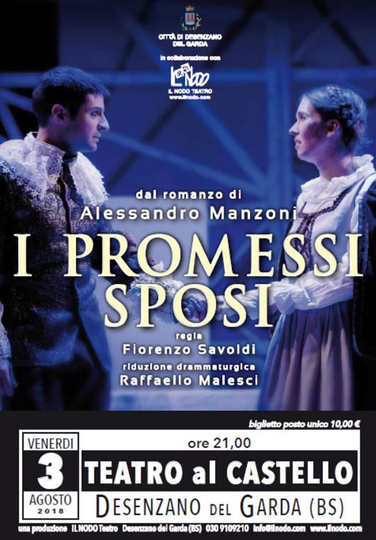 I Promessi Sposi a Desenzano