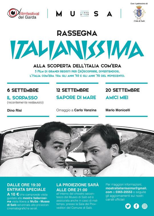 Italianissima a Salò