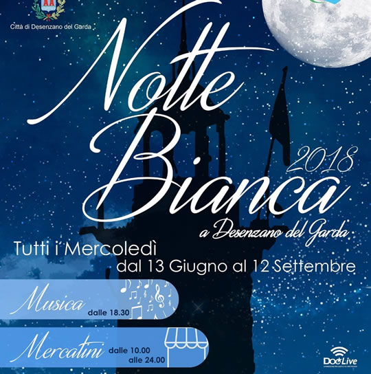 Notte Bianca a Desenzano