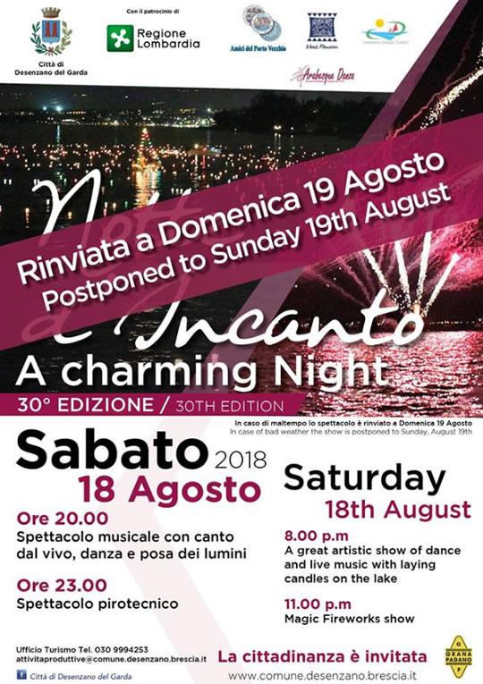 Notte d'Incanto a Desenzano
