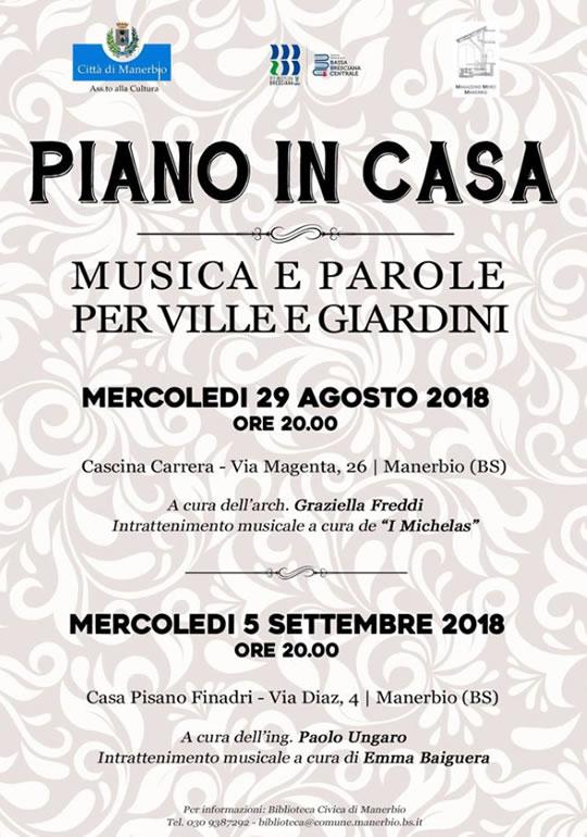 Piano in Casa a Manerbio