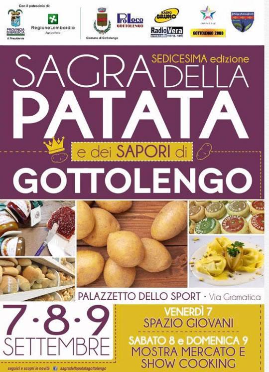 Sagra della Patata di Gottolengo