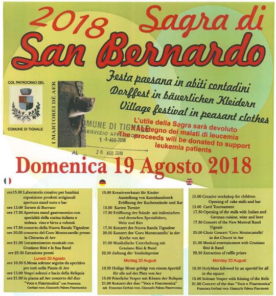 Sagra di San Bernardo a Tignale