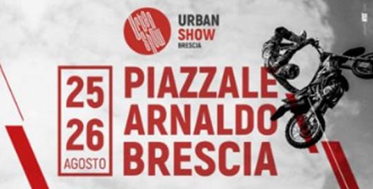 Uban Show a Brescia