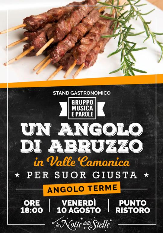 Un Angolo di Abruzzo in Valle Camonica