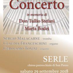 Concerto a Serle