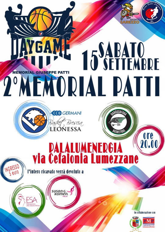 Day Game a Lumezzane