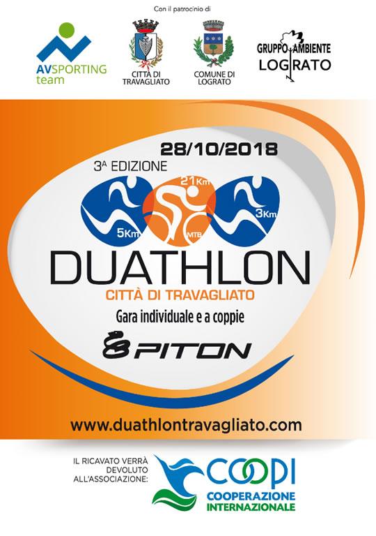 Duathlon a Travagliato