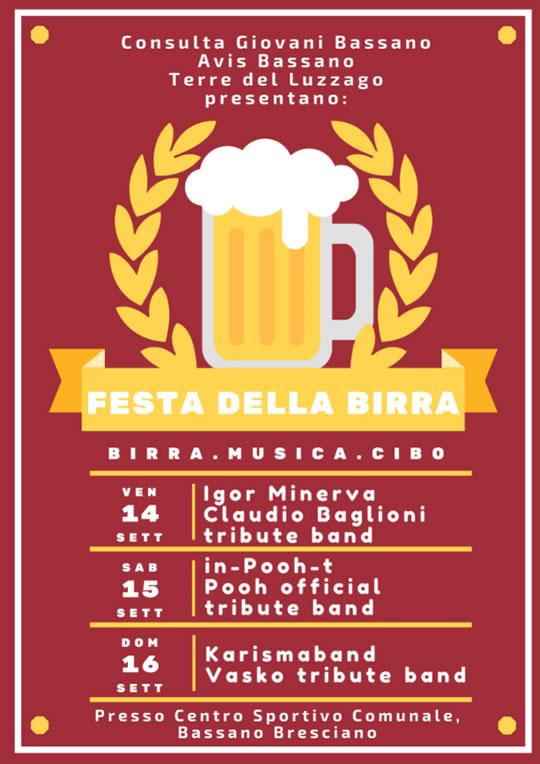 Festa della Birra a Bassano Bresciano