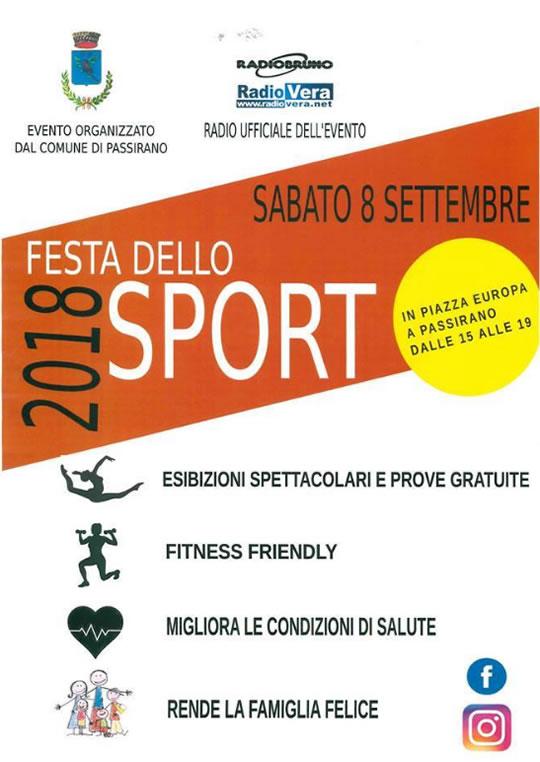 Festa dello Sport di Passirano