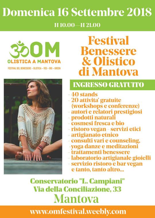 Festival Benessere e Olistico di Mantova