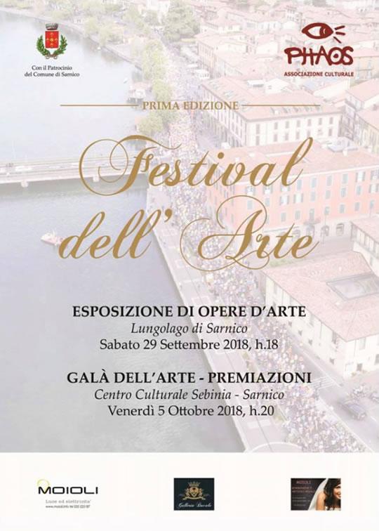 Festival dell'Arte a Sarnico