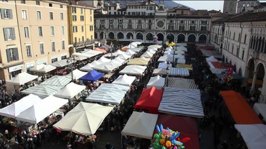 Fiera di Santa Maria delle Grazie a Brescia