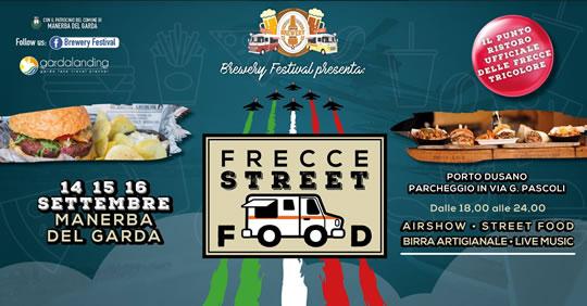 Frecce Street Food a Manerba del Garda