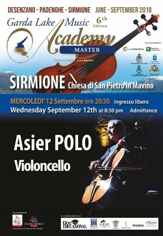 Garda Lake Music Academy a Sirmione