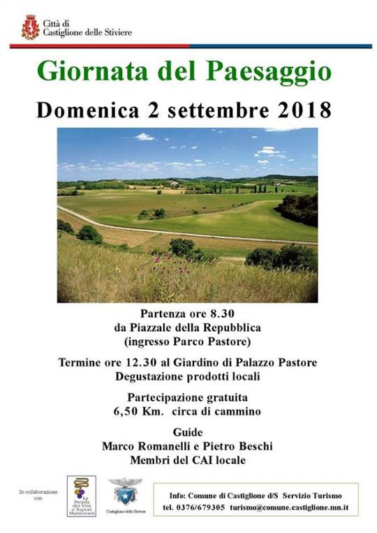 Giornata del Paesaggio a Castiglione
