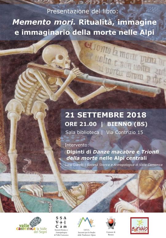 Memento mori. Ritualità, immagine e immaginario della morte nelle Alpi a Bienno