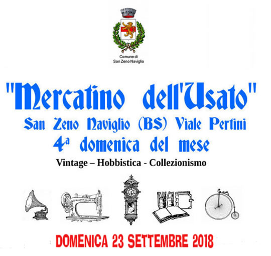 Mercatino dell'Usato di San Zeno Navigliio