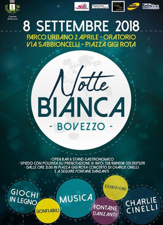 Notte Bianca a Bovezzo