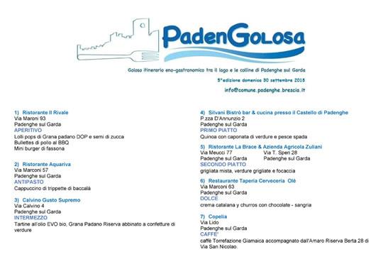 PadenGolosa a Padenghe