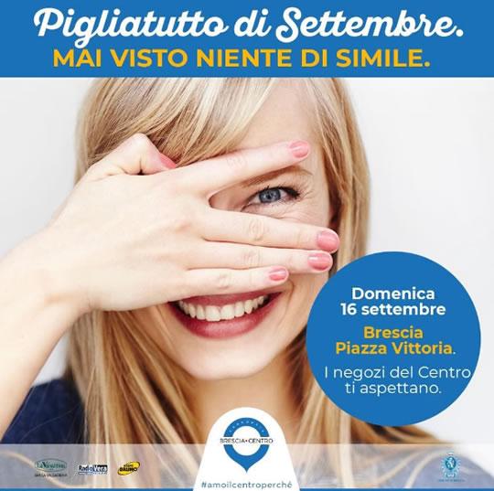 Pigliatutto di Settembre a Brescia