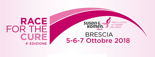 Race For The Cure a Brescia