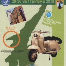 Raduno Internazionale di Lambretta a Salò