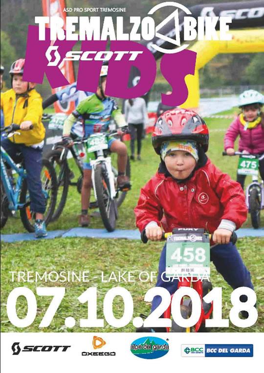 Tremalzo Bike Kids a Tremosine