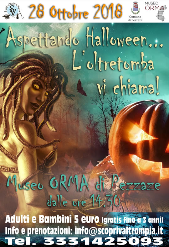 Aspettando Halloween: L'Oltretomba vi aspetta