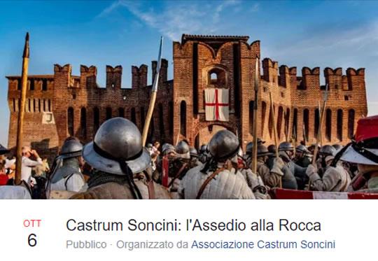 Assedio alla Rocca a Soncino