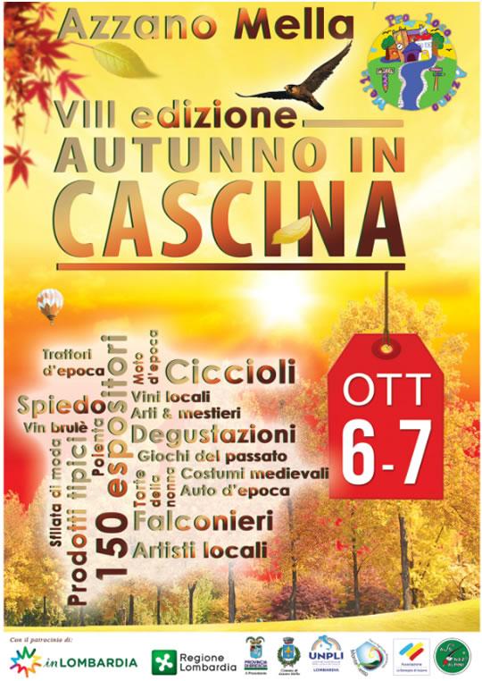 Autunno in Cascina ad Azzano Mella