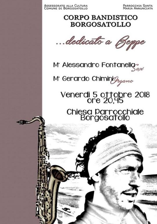 Concerto Corpo Bandistico a Borgosatollo