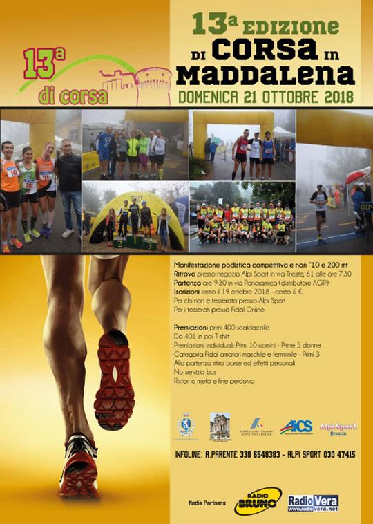 Di Corsa in Maddalena