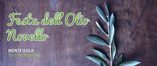 Festa dell'Olio Novello a Monte Isola