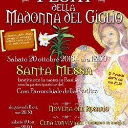 Festa della Madonna del Giglio
