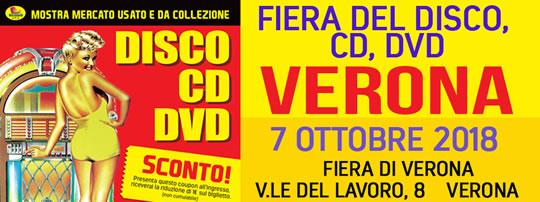 Fiera del Disco a Verona